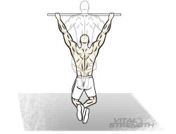 V-TAPER WORKOUT EXERCISE #1