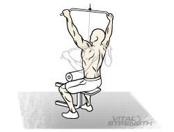 V-TAPER WORKOUT EXERCISE #2